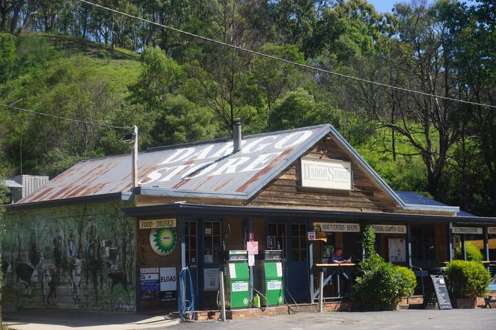 Dargo General Store. Photographer Kerry Leeman