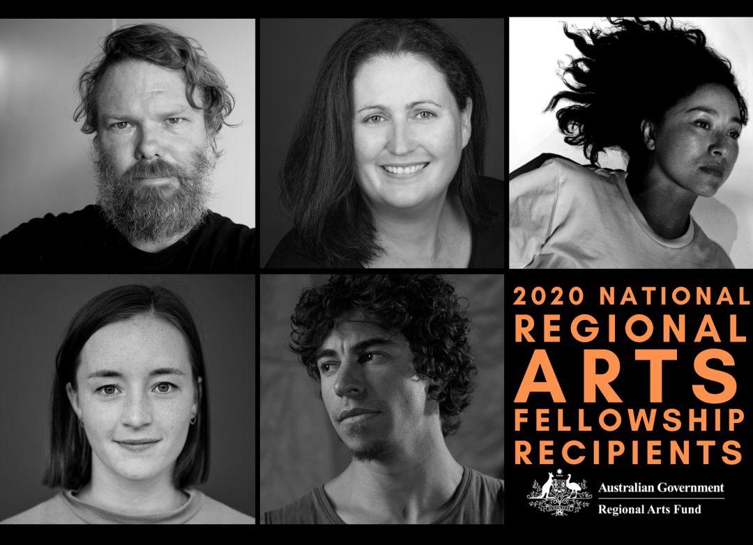 2020 Fellowship Recipients