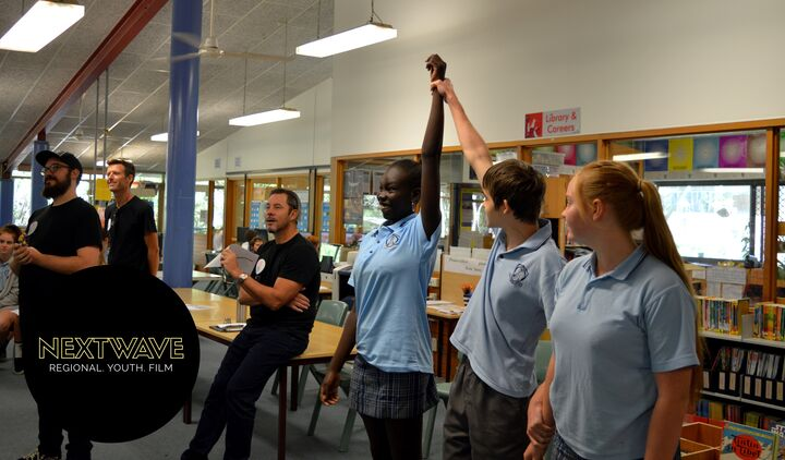 Nextwave Workshop Coffs Harbour Woolgoolga High School