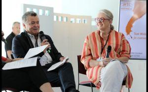 Ian Kew and Sue Middleton